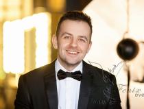 Евгений - ведущий на корпоратив в Москве