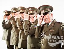 Заказать духовой оркестр на день защитника отечества в Москве