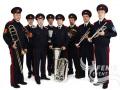 Военный духовой оркестр на праздник в Москве