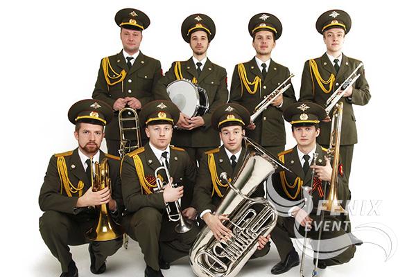 Военный духовой оркестр на мероприятие в Москве