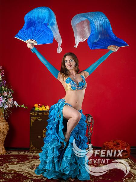Заказать танец живота на юбилей Москва
