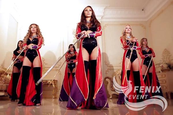 Коллектив восточных танцев Москва