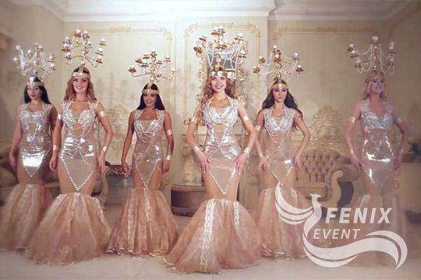 Заказать восточные танцы Москва
