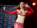 Танец живота на праздник в Москве