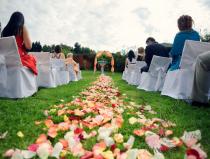 Выездная официальная регистрация брака
