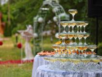 Выездная регистрация брака в парке