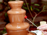 Выездной кейтеринг Москва - шоколадный фонтан