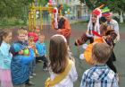 Организация выпускного в детском саду