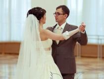 Постановка свадебного танца Москва