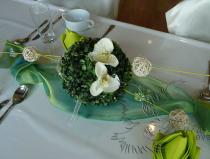 Декоративные свадебные аксессуары