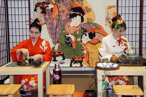 Японская чайная церемония недорого Москва