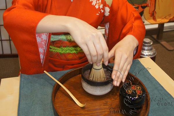 Заказать Японскую чайную церемонию Москва