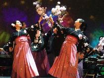 Танец Сакуры на мероприятие Москва