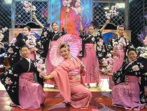 Танец Сакуры на праздник Москва