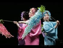 Танец цветение глицинии заказать Москва