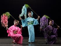 Японский танец недорого в Москве