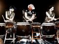 Японские барабанщики Москва