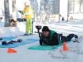 Спортивный тимбилдинг зимой в Москве и Подмосковье
