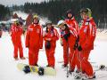 Спортивный зимний тимбилдинг в Москве и Подмосковье