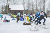 Зимний спортивный тимбилдинг в Москве и Подмосковье с активными играми