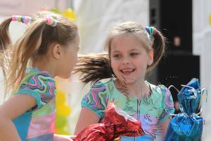 Организация детских праздников Москва