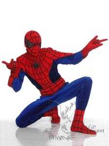 Аниматор Человек-паук на детский праздник в Москве