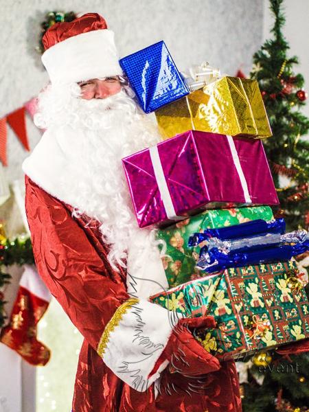 Дед Мороз на дом или в детский сад
