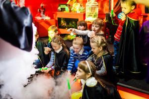 Детская программа Школа магии и волшебства