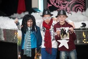 Детская шоу программа Фабрика звезд