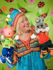 Детские кукольные спектакли