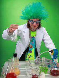 Детское химическое шоу Москва