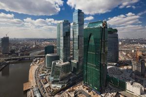 Игровой тимбилдинг квест Миссия Москва-Сити