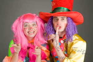 Клоуны на выпускной в детский сад Москва