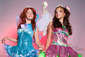 Программа на день рождения девочке Феи Винкс - Школа маленьких фей