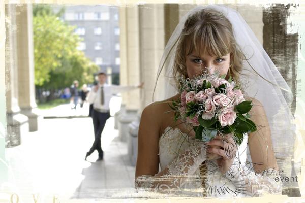 Свадебный фотограф недорого в Москве