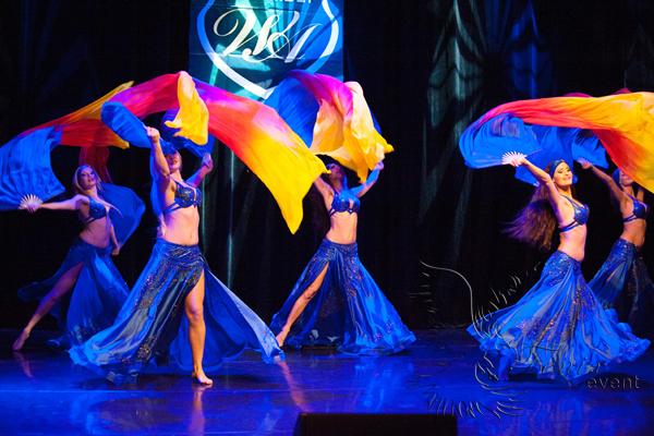 Восточный танец живота заказать на корпоратив в Москве