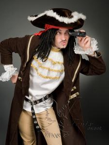 Выпускной в детском саду с пиратами