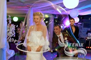 Мыльное шоу на свадьбу Москва