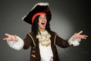 Детская программа Пиратские приключения