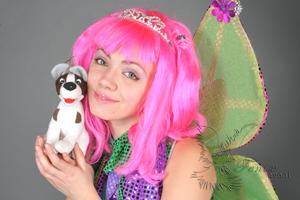 Детская шоу программа для девочек Школа маленьких фей