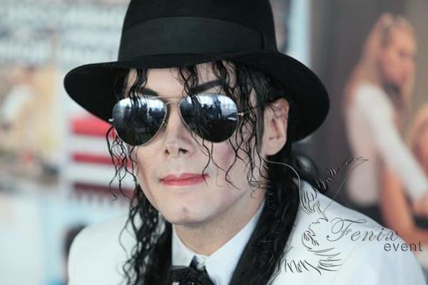 Двойник Майкла Джексона заказать на праздник в Москве
