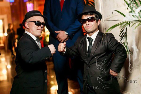 Карлики на праздник, корпоратив, юбилей и свадьбу в Москве