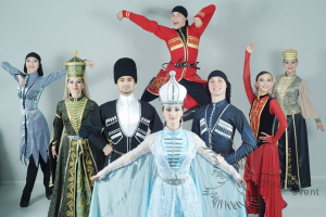 Заказать кавказский ансамбль на корпоратив в Москве