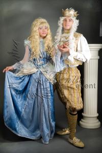 prince i princessa animatoryi