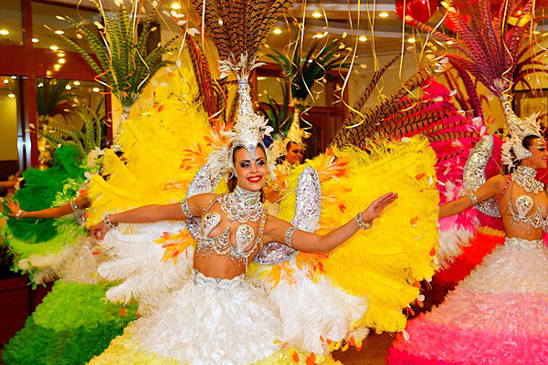 Танцевальные коллективы Москвы и шоу на праздник недорого