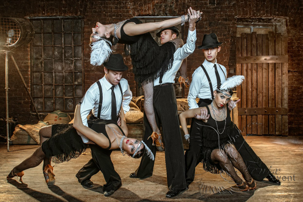 Танцевальный шоу-балет на юбилей в Москве