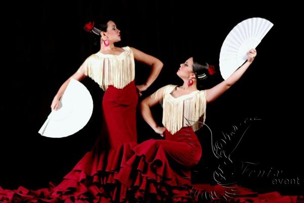 Заказать испанские танцы на свадьбу в Москве