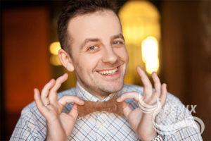 Профессиональный ведущий на свадьбу в Москве недорого