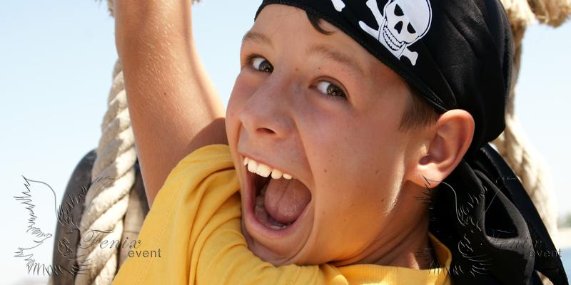 Пиратские приключения для детей