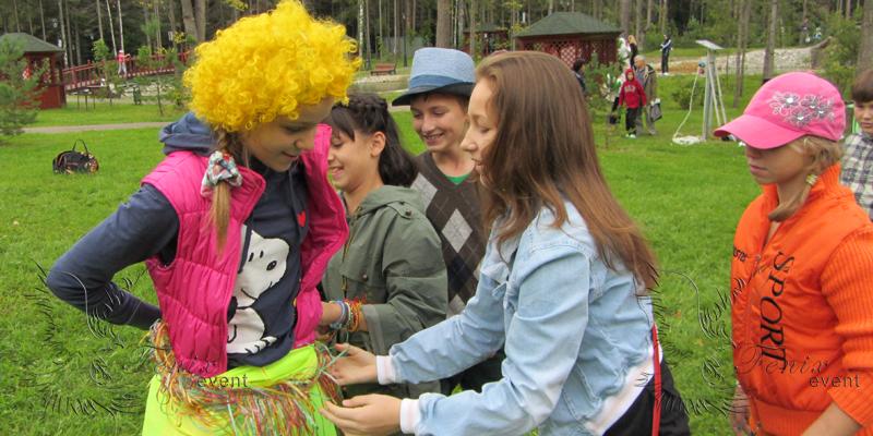 Проведение детских праздников в Москве